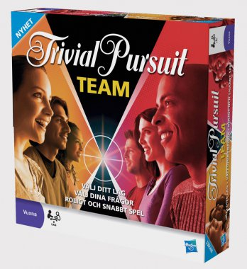 Bild på Trivial Pursuit Team